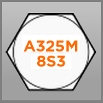 ASTM A325M Type 3