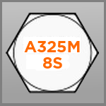 ASTM A325M 8S