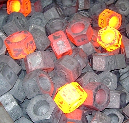 Domestic Nuts Hot Forged Construction Fasteners