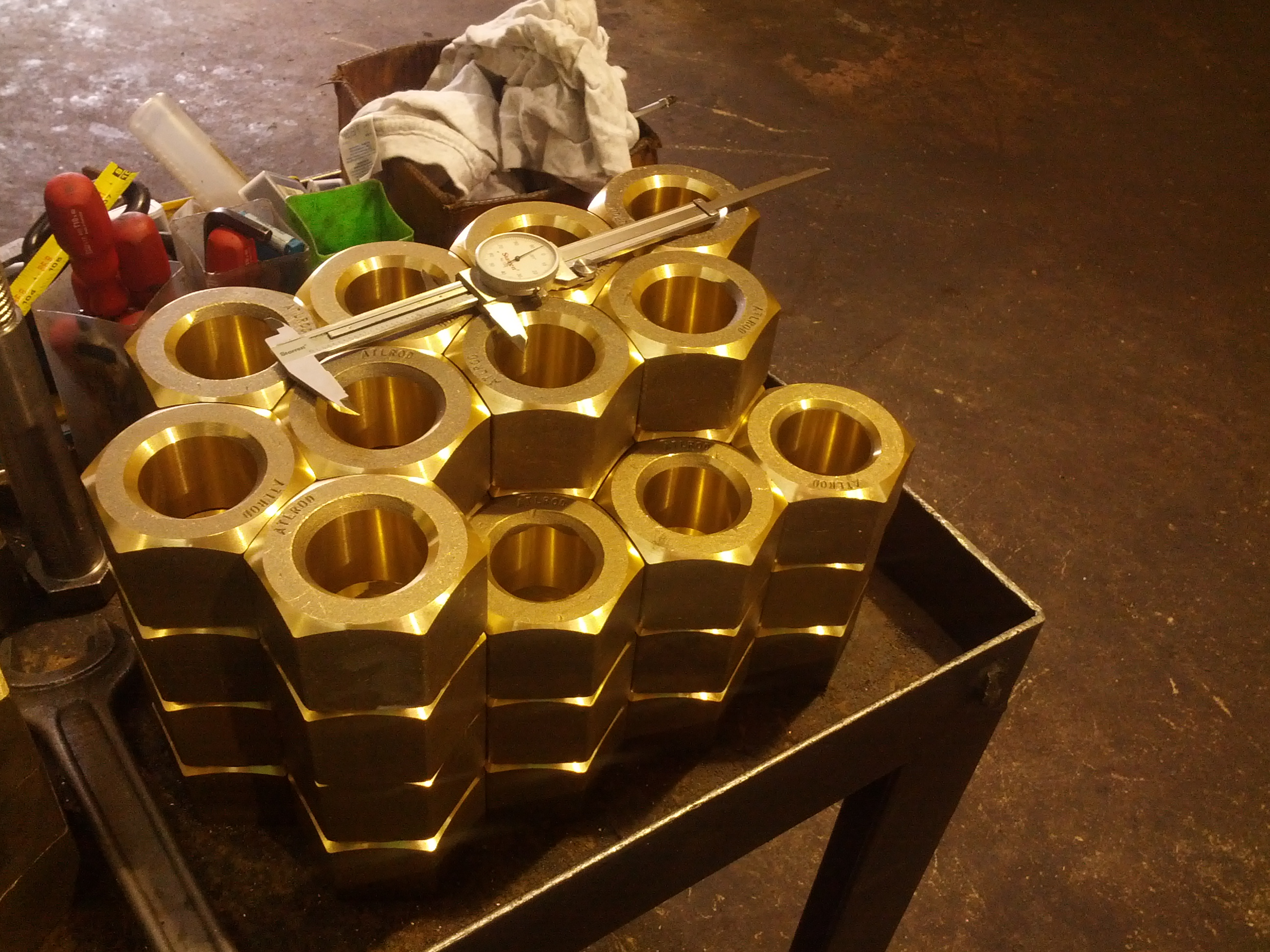 Brass Fasteners Nuts And Bolts Atlanta Rod Amp Manufacturing