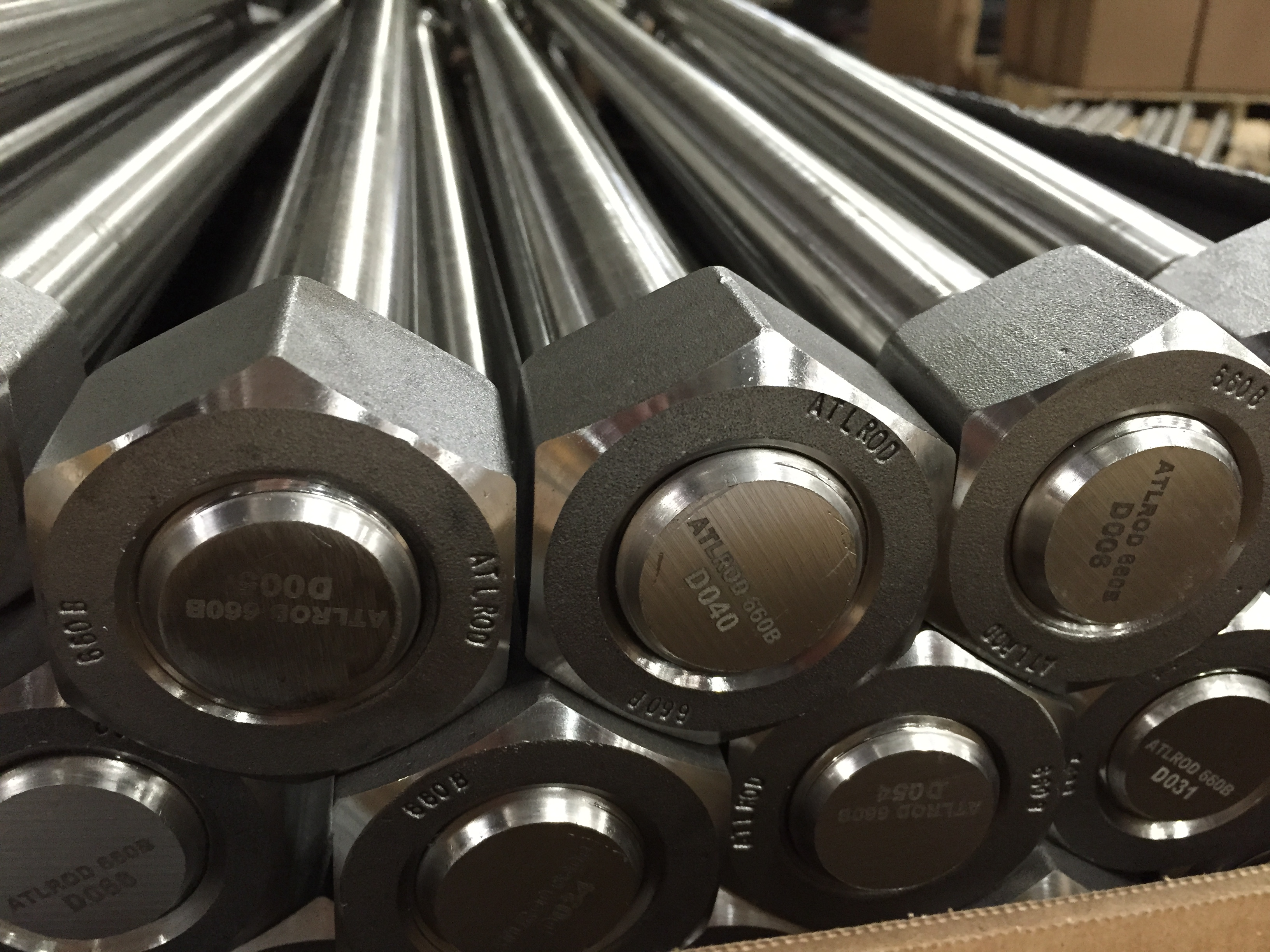 660b Bolt And Nuts Atlanta Rod And Manufacturing