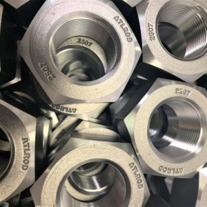 hex nut, finished nut from Atlanta Rod
